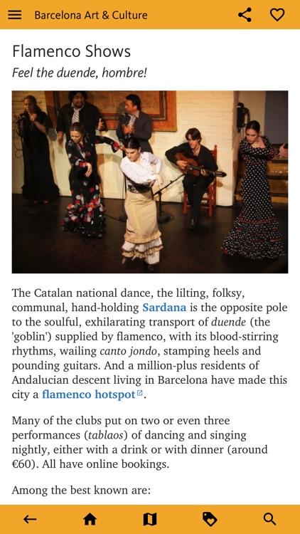 Barcelona Art & Culture screenshot-9