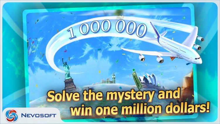 Million Dollar Quest: hidden object adventure screenshot-4