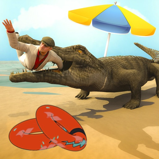 Crocodile Simulator Game 2018