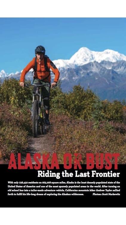 Enduro Magazine: Leading Mountain Bike Publication for Riders screenshot-4