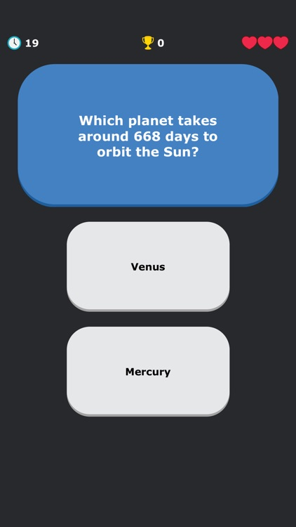 Solar System Quiz - Astronomy screenshot-6