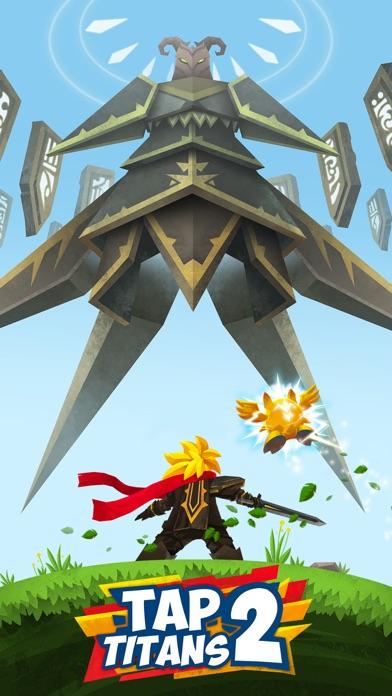 Tap Titans 2 screenshot 1