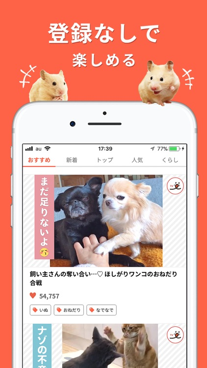 PECO(ペコ):飼い主のための機能充実ペットアプリ screenshot-3