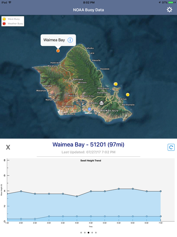 Ocean Water Temperature screenshot 14