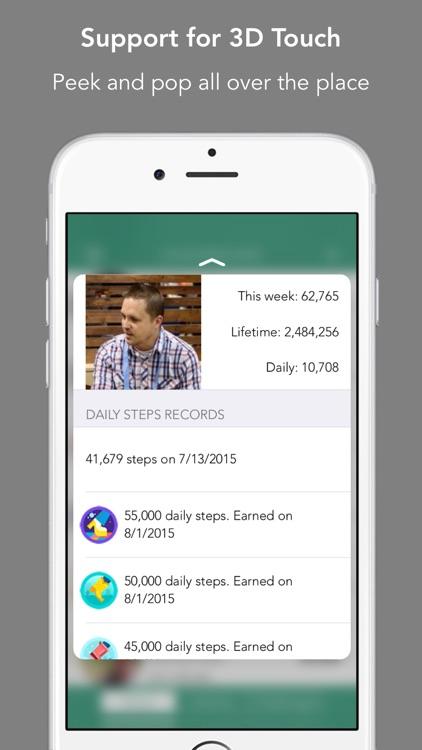 Leaderboard: Fitbit rankings screenshot-3