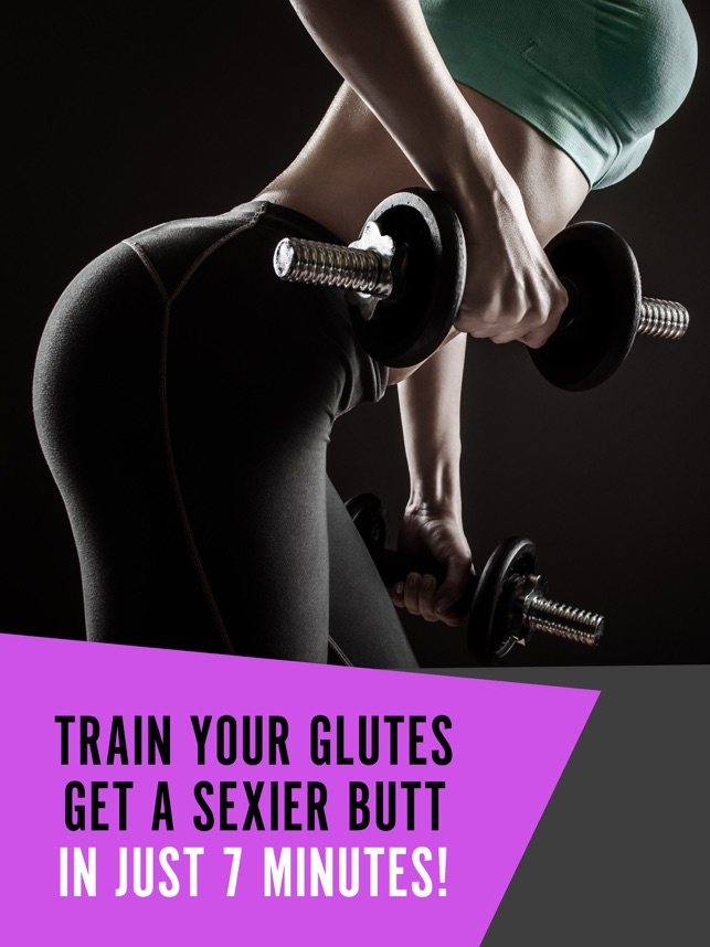 Butt Workout and Fitness App Screenshot