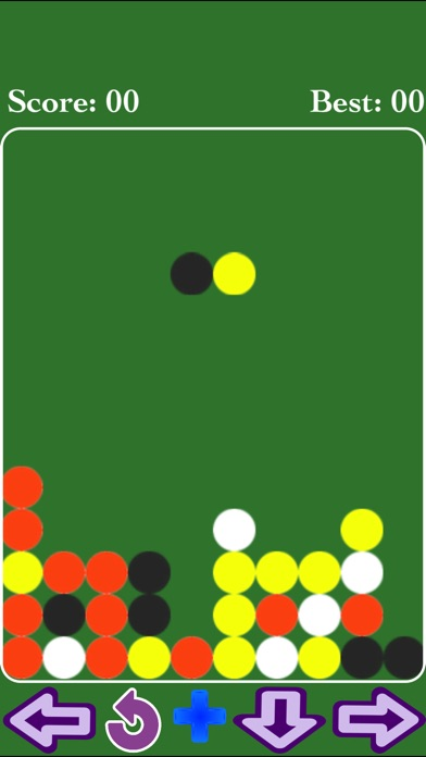 !Balls 4 in a Row screenshot 1