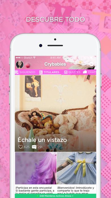 Crybabies Amino en Español-0