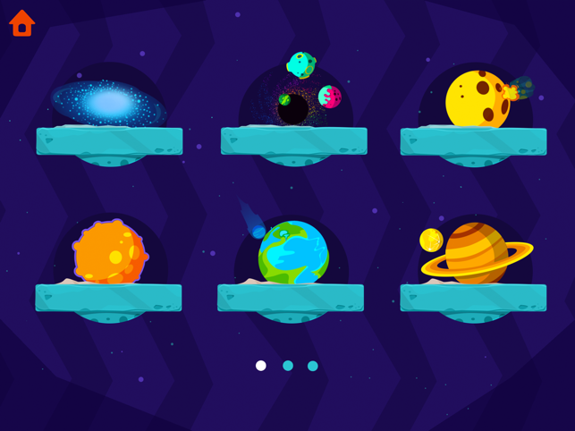 ‎Earth School - Science Games Screenshot
