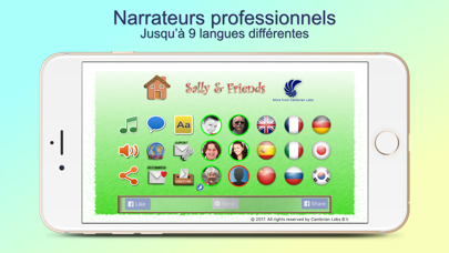 Screenshot #3 pour Sally & Friends L'anniversaire