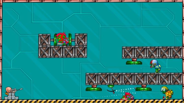 Zombie sniper - Resurrection screenshot-6