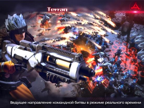Art of War: Red Tides на iPad