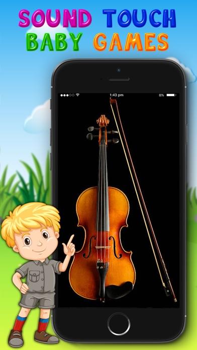 Kids Sound touch screenshot three