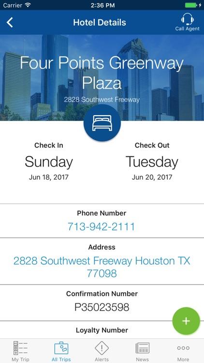 Dash Mobile Travel & Transport screenshot-3