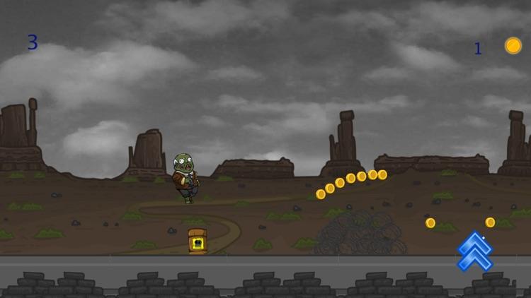 Zombie Run - One Way