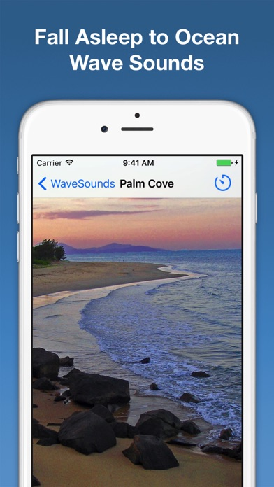 Ocean Wave Sounds for Sleep - by Ultabit, LLC - Lifestyle