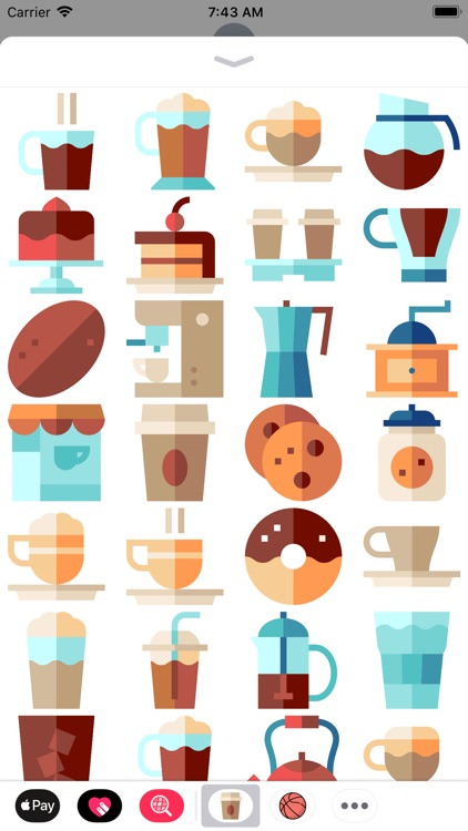 The Coffee Sticker Pack