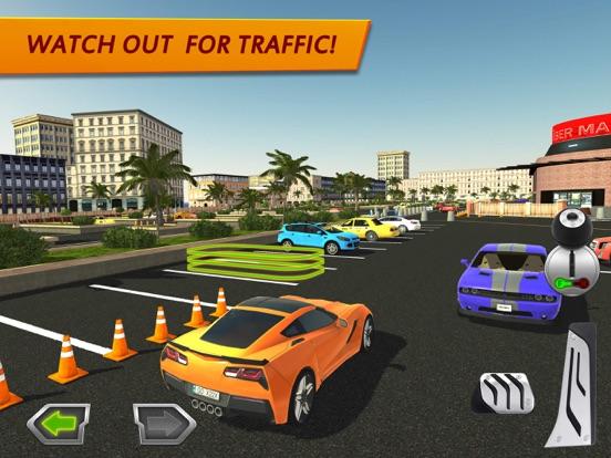 Скачать игру Shopping Mall Car Driving
