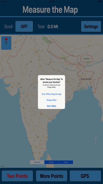 Measure Distance Area On Map By Egate IT Solutions Pvt Ltd - Map your distance