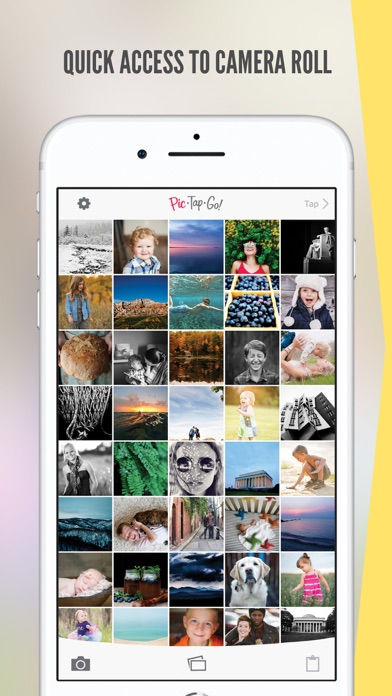Screenshot for PicTapGo in United States App Store