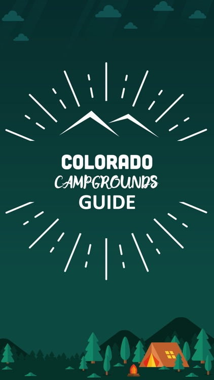 Colorado Campgrounds Guide