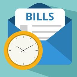 Bill Pay Reminder- Bill Organizer,Spending Tracker