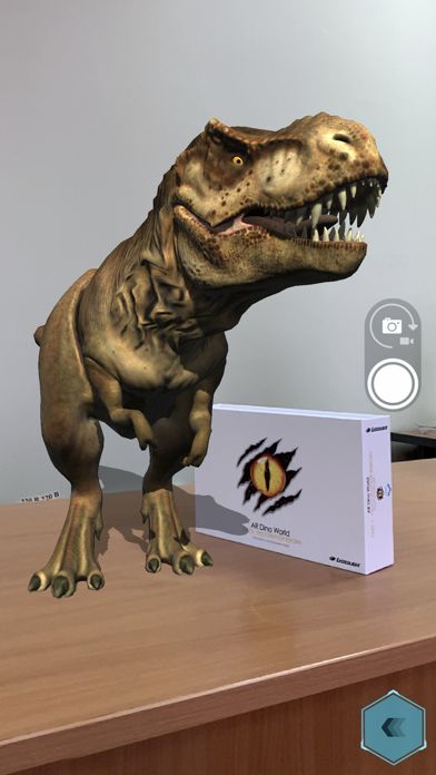 AR Dino World screenshot 1