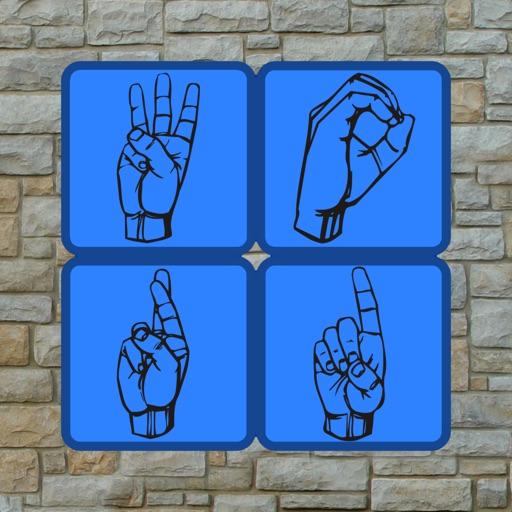 ASL Word Drop