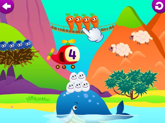 数字 子供 ゲーム 3-5: 幼児 知育 数学 算数のおすすめ画像7