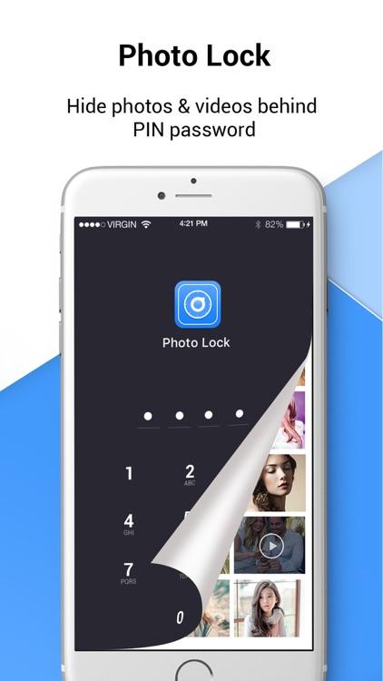 Photo Lock & Video Vault