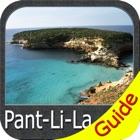 Pantelleria-Linosa-Lampedusa - GPS maps Navigator icon