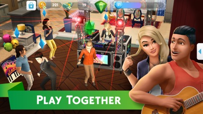 The Sims™ Mobile Screenshots