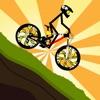 山地自行车-物理单车特技赛车游戏