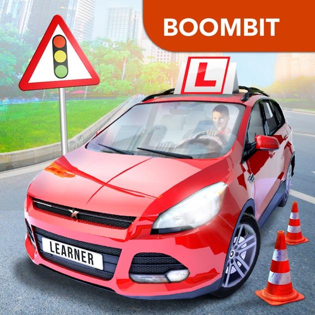 car driving school simulator on the app store. Black Bedroom Furniture Sets. Home Design Ideas