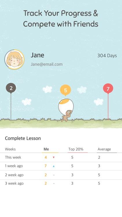 Eggbun: Chat to Learn Korean screenshot-4