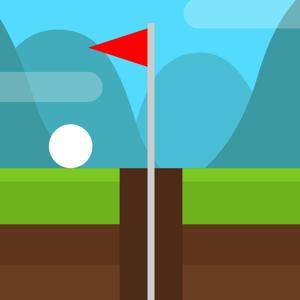 Infinite Golf Games app