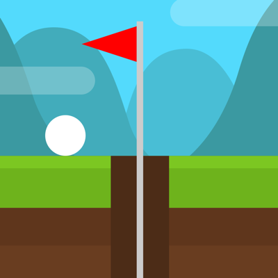 Infinite Golf app