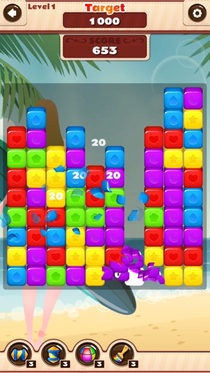 Block Puzzle POP!! screenshot-0