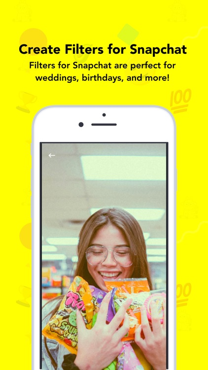 FilterPop for Snapchat