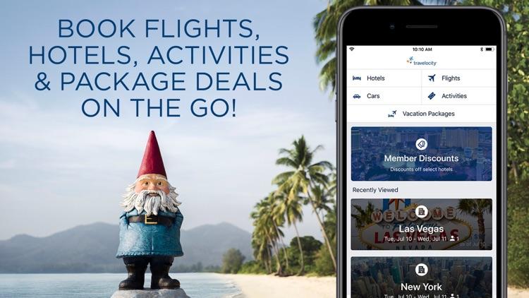 Travelocity Hotels & Flights screenshot-6