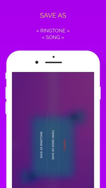 TUEN: Ringtone Maker screenshot-3