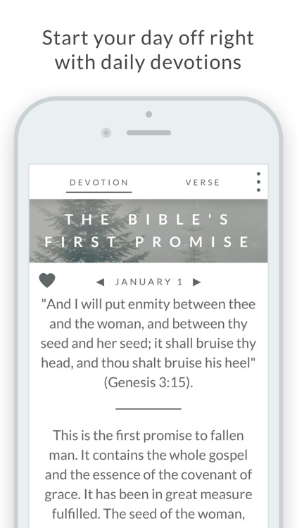 Daily Bible Verse Inspirations screenshot-2
