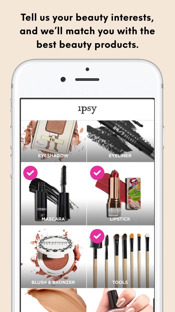 ipsy - Beauty, products & tips Screenshot