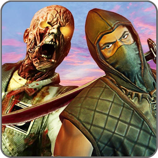 Dead Mines Ninja & Zombie Rush