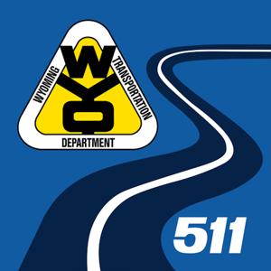 Wyoming 511 Navigation app