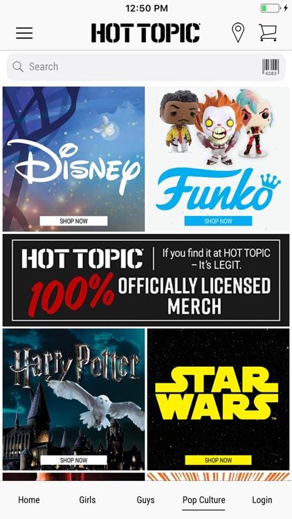 Hot Topic Inc.