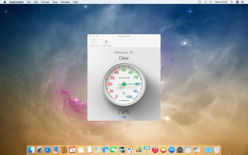 Hygrometer - Check humidity på PC