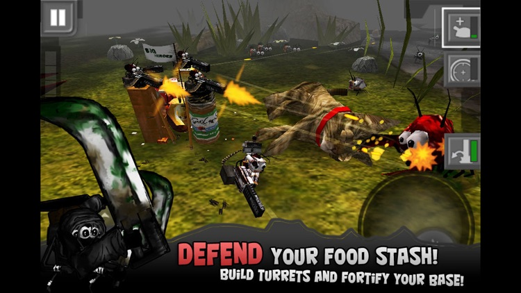 Bug Heroes screenshot-1