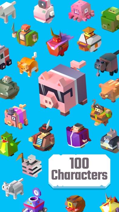 Pig Pile screenshot 3