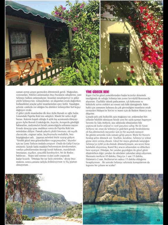 BON VOYAGE Magazine screenshot 9
